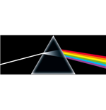 Pink Floyd Poster - Design: Dark Side Of The Moon