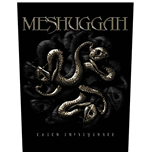 Meshuggah  Aufnäher - Design: Catch 33