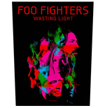Foo Fighters  Aufnäher - Design: Wasting Light