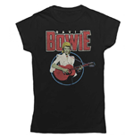 David Bowie  T-Shirt für Frauen - Design: Acoustic Bootleg