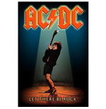 AC/DC Poster - Design: Let There Be Rock