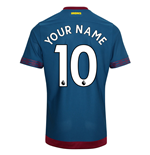 2018/2019 Trikot West Ham United 2018-2019 Away Personalisierbar