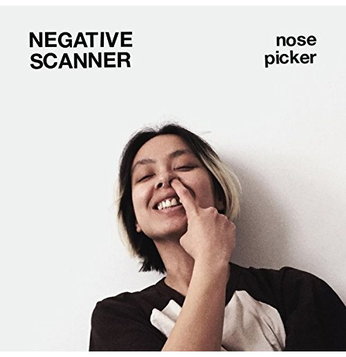 Vinyl Negative Scanner - Nose Picker