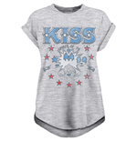 Kiss T-Shirt - Design: Spirit Of 76