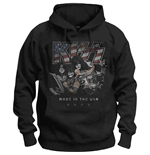 Kiss Pullover unisex - Design: Made in the USA