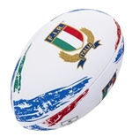 Rugbyball Italien Rugby 320182