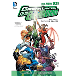 DC Comics Comic Green Lantern New Guardians Vol. 1 Ring Bearer by Antony Bedard englisch