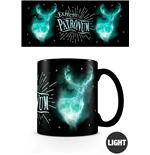 Harry Potter Glow In The Dark Tasse Expecto Patronum