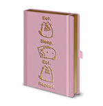 Pusheen Premium Notizbuch A5 Eat. Sleep. Eat. Repeat.