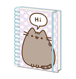 Pusheen Wiro Notizbuch A5 Pusheen Says Hi