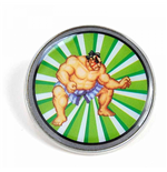 Brosche Street Fighter  320750