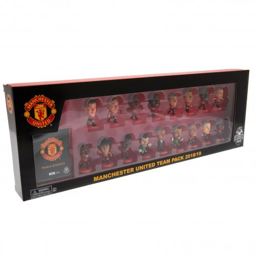 Manchester United FC Actionfigur SoccerStarz Team Pack