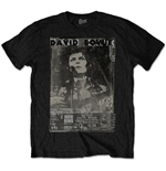 T-Shirt David Bowie  321108