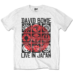 T-Shirt David Bowie  321116