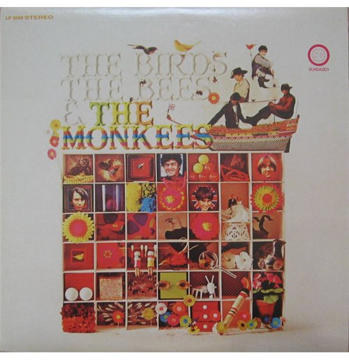 Vinyl Monkees (The) - The Birds, The Bees & The Monkees