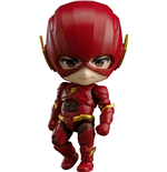 Justice League Nendoroid Actionfigur Flash Justice League Edition 10 cm