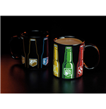 Call of Duty Tasse mit Thermoeffekt Six Pack