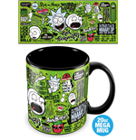 Tasse Rick and Morty 323378