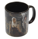 Game of Thrones Tasse Dragon & Daenerys