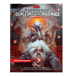 Dungeons & Dragons RPG Adventure Waterdeep: Dungeon of the Mad Mage englisch