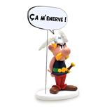 Asterix Collectoys Comics Speech Statue Asterix 15 cm *Französische Version*
