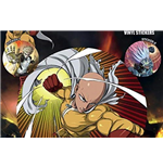 Aufkleber One-Punch Man 324457