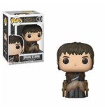 Game of Thrones POP! TV Vinyl Figur Bran Stark 9 cm