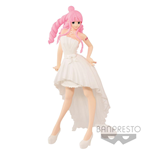 One Piece Lady Edge Wedding Figur Perona Normal Color Ver. 22 cm
