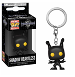 Kingdom Hearts 3 Pocket POP! Vinyl Schlüsselanhänger Shadow Heartless 4 cm