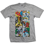 T-Shirt Marvel Superheroes 324921