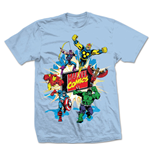 T-Shirt Marvel Superheroes 324923