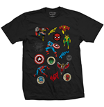 T-Shirt Marvel Superheroes 324927