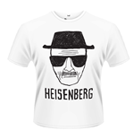 T-Shirt Breaking Bad : Heisenberg Sketch (T-SHIRT Unisex )