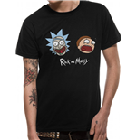 T-Shirt Rick and Morty 326065