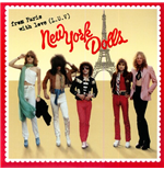 Vinyl New York Dolls - From Paris With Luv