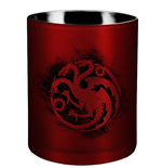Game of Thrones Kerze im Glas House Targaryen 8 x 9 cm