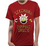 T-Shirt Rick and Morty 328047