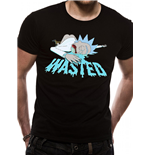 Rick And Morty T-Shirt - Design: Wasted