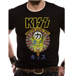 Kiss T-Shirt - Design: Hotter Than Hell