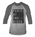 PANIC! At The Disco T-Shirt BLACK BOX