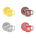 Game of Thrones Espresso-Tassen Set Logos Collector's Edition