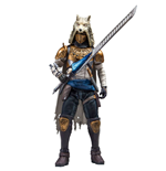 Destiny Actionfigur Iron Banner Hunter (Million Million Shader) 18 cm