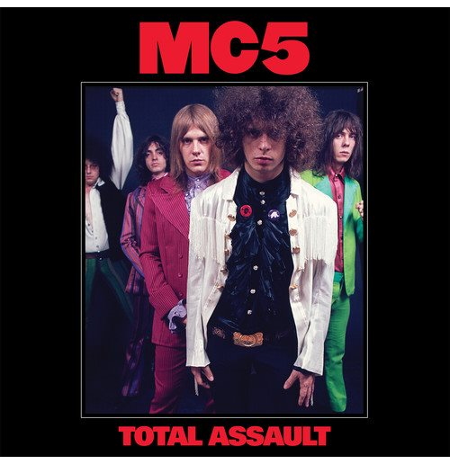 Vinyl Mc5 - Total Assault: 50Th Anniversary