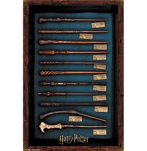 Poster Harry Potter  330154