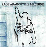 Vinyl Rage Against The Machine - The Battle Of Los Angeles