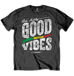 T-Shirt Bob Marley Good Vibes