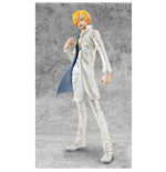 One Piece Excellent Model P.O.P Limited Edition PVC Statue 1/8 Sanji Ver WD 23 cm