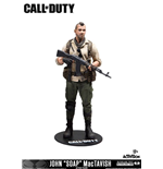 Call of Duty Actionfigur John 'Soap' MacTavish 15 cm