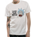 Rick And Morty T-Shirt - Design: Opinion