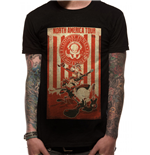 Looney Tunes T-Shirt - Design: Tour Poster